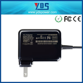 China Wholesale Manufacturer 5v 4a 20w 3.5*1.35mm laptop Power Adapter for LENOVO psu