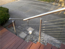 side mounting hand railings for stairs outside