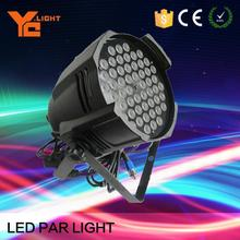 good quality 100-240V led par disco light with 1 year warranty