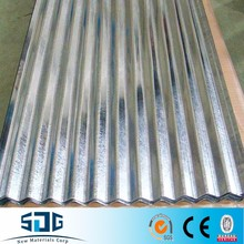 Steel Material Zinc Galvanized Roof Sheet Price