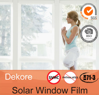 Multifunctional Solar Window Film