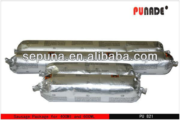 PU821 Low modulus PU/Polyurethane joint sealant for concrete