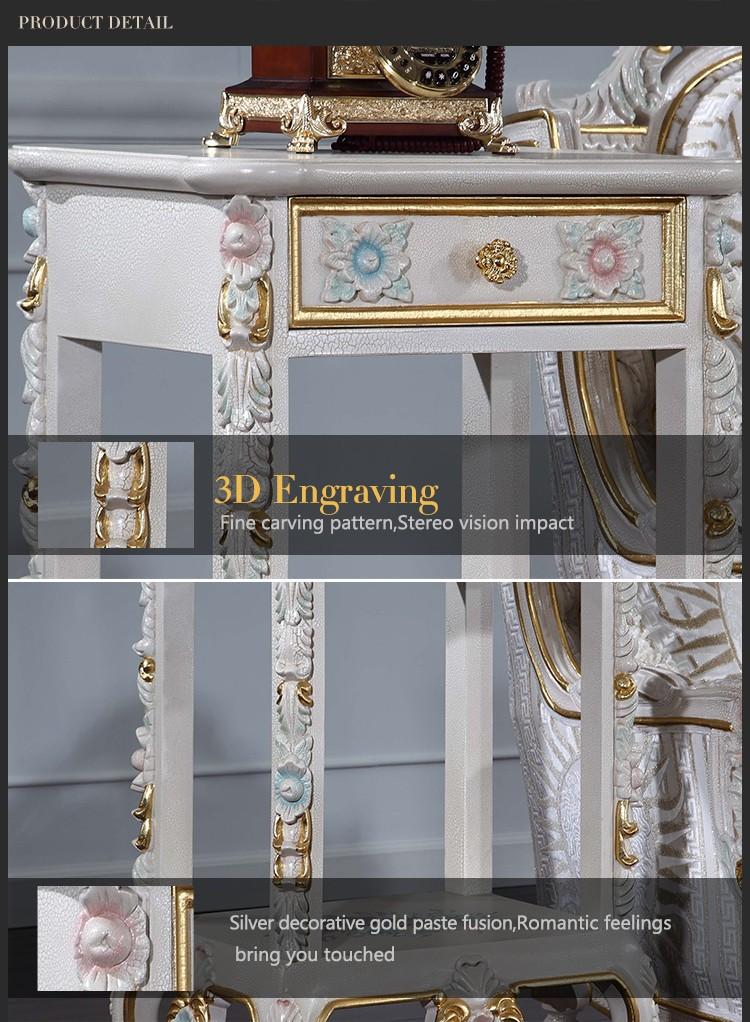 european classical furniture – home office furniture telephone stand