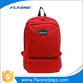 RED Fashion girl school manufacturers backpack bag
