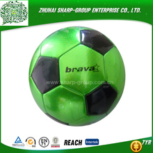 2015 hot sale Screen Printing football with rope