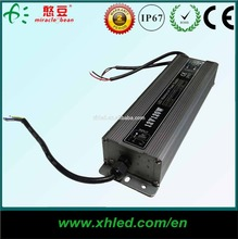 CE ROHS IP67 Outdoor Using Waterproof transformer AC/DC LED Switch Mode 220v 12V 24v power supply