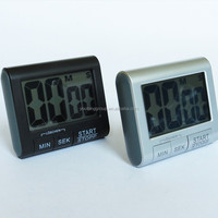 Mini household cooking timer count up and down