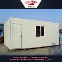 Environmental Protection Prefab Container House Prefab Cabin