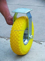 Heavy Duty Wheel Caster,Cheap PU Foam Wheel