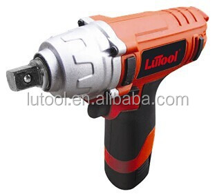 12V Cordless Lithium impact wrench
