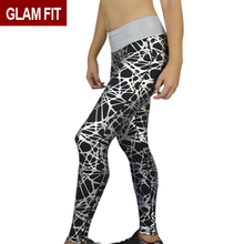 Woman Workout Clothing Compression Sports Tight Pant Gym Fitness Leggings Yoga Pants Womens Scrunch Butt Leggings