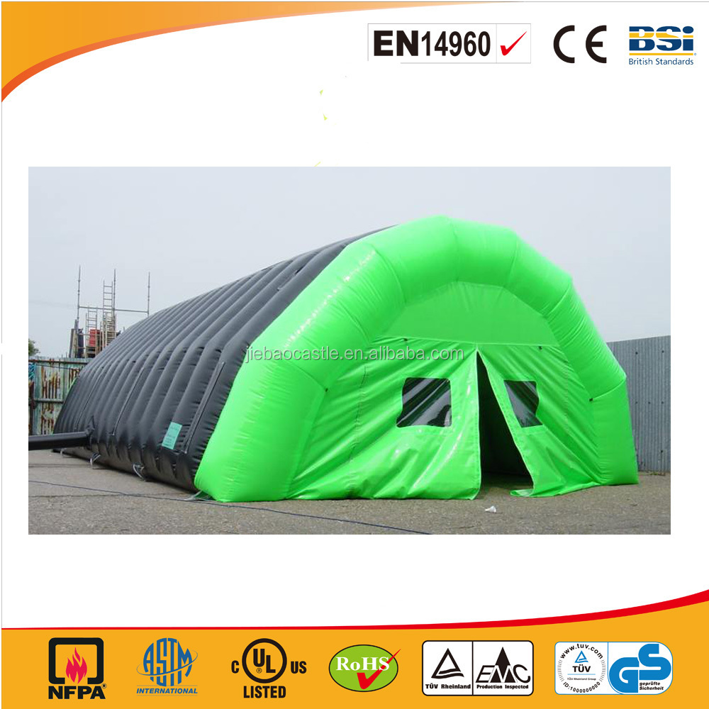 Cheap customized outdoor inflatable tent house
