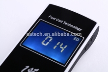 New design cheap coin operated alcohol tester made in China