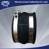 Good Quality Different Sizes Rubber Pipe Sleeves