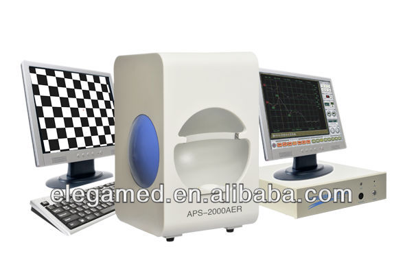 AER p electrophysiology equipment