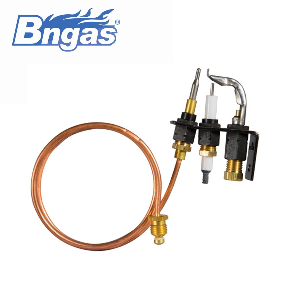 B880218 Gas Stove Burner Parts/pilot Burner - Buy Pilot Burner,Gas ...
