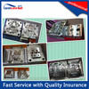 Injection Plastic Motor Cover Mould / Motor Housing Mould