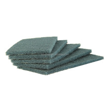 Household Cleaning Scrubber Scourer Nylon Heavy Duty Scouring Pad