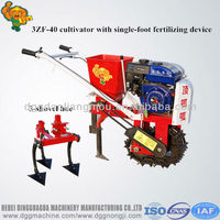 2014 New Design Mini Power tiller plough/portable hand cultivator