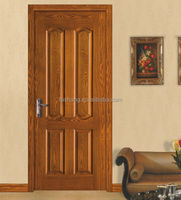 Oak veneer Aggrandizement door