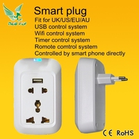 Control Your Electronics From Anywhere with the Home Automation App for wall socket hidden camera