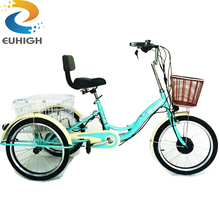 Bike cargo electric tricycle china