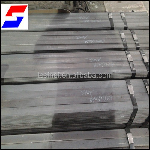 High Quality Steel Serrated Falt Bar