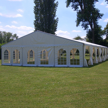 GSL-15 15x35m 500 seaters outdoor luxury marquee party event wedding tent