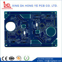 2016 New products China Factory electronic high power tv 94v0 pcb circuit board