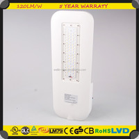 Aluminum Solar Energy 50W Led Street Light Housing