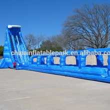 hippo slide giant inflatable water slide for adult outdoor games