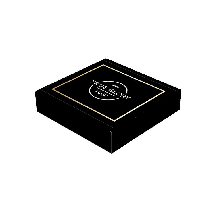 Factory Custom Matt Black Shipping Boxes Black Mailer Box With Logo