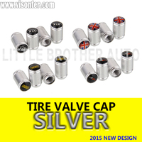 100% brand new easy to install valve cap custom tire valve caps