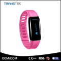 Unique Style fitness wristband bluetooth waterproof smart bracelet