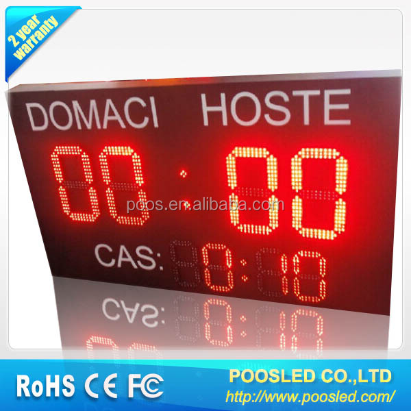 score led display screen signs  electronic dart score board  score led screen board