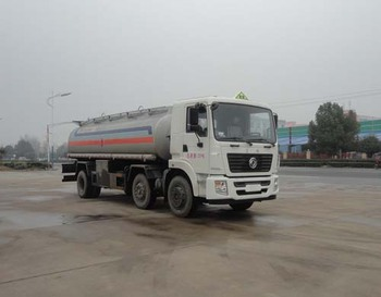 6*2 fuel tank truck manufacturers fuel tanker prices 25000L fuel tanker semi-trailer