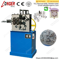 Automatic Spring Coiling Machine Price