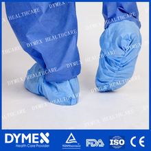 High Quality Nonwoven Disposable Shoe Covers Used by Doctors and Nurses