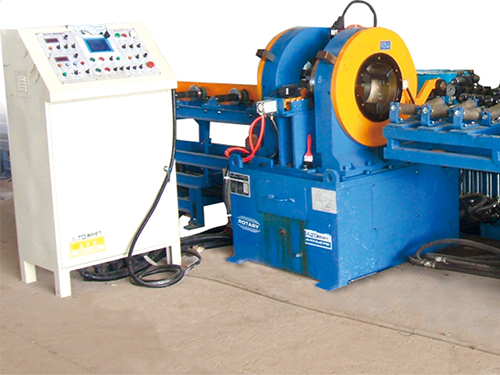 Automatic All-in-one Pipe Beveling and Cutting Machine
