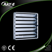 guangzhou factory price aluminum air conditioning accessories air volume control damper for duct