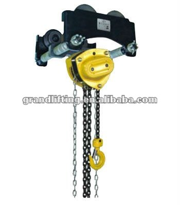 Plain Trolley Hoist