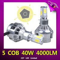 2016 High Power 40w 4000 Lumen