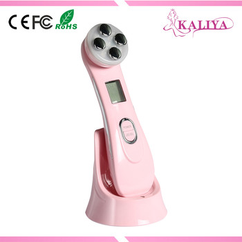 4 IN 1EP+RF+EMS+LED Anti-aging Beauty Device
