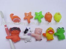 3D cartoon toothbrush holder,hook,hanger,toilet accessories,promotional toys