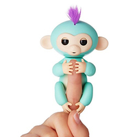 Colorful Lovely Finger Monkey Toys Fingerlings