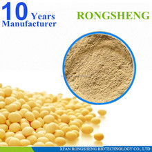 Professional pure natural soy isoflavones supplier