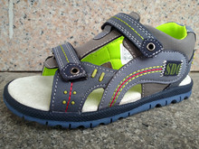 Boys beach sandals summer new style children shoes