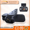 Manufacture Full HD GPS HDMI motorcycle dvr camera with two remote cameras for car/taxi