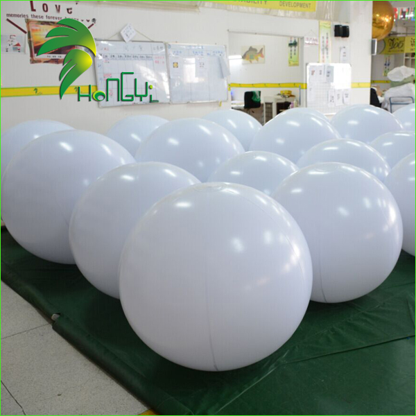 LED Inflatable Spheres for Party Decoration