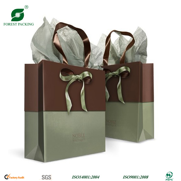 LAMINATED PAPER CARRIER BAGS FP71096